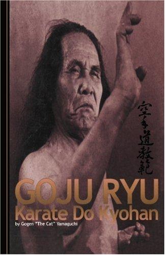 goju-ryu--book-cover--Yamaguchi-Gogen